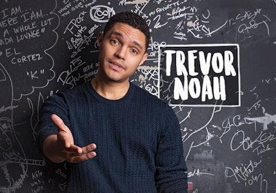 Trevor Noah Image