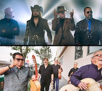 The Mavericks and Los Lobos Image