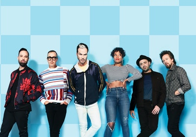 Fitz and The Tantrums Image