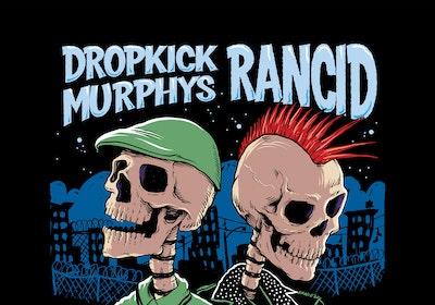 Dropkick Murphys and Rancid Image