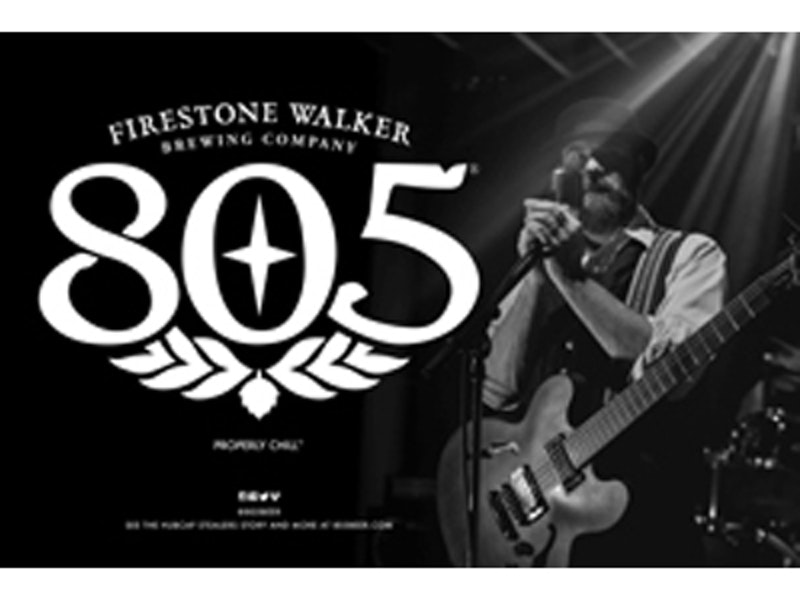805 Beer logo