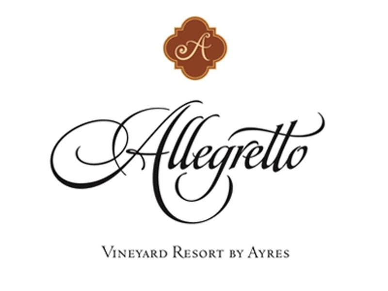 Allegretto Vineyard Resort logo